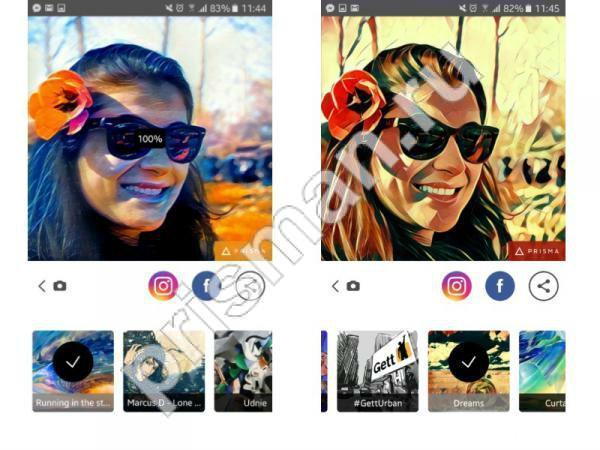 1 миллиард обработанных изображений в Prisma